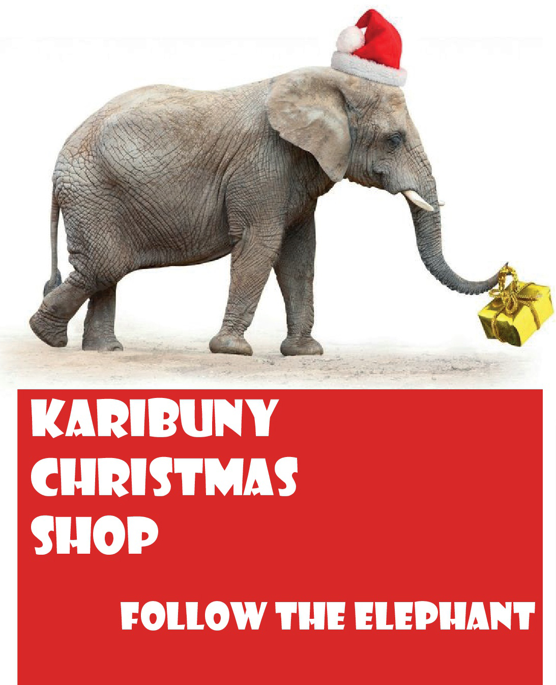 Karibuny Christmas shop